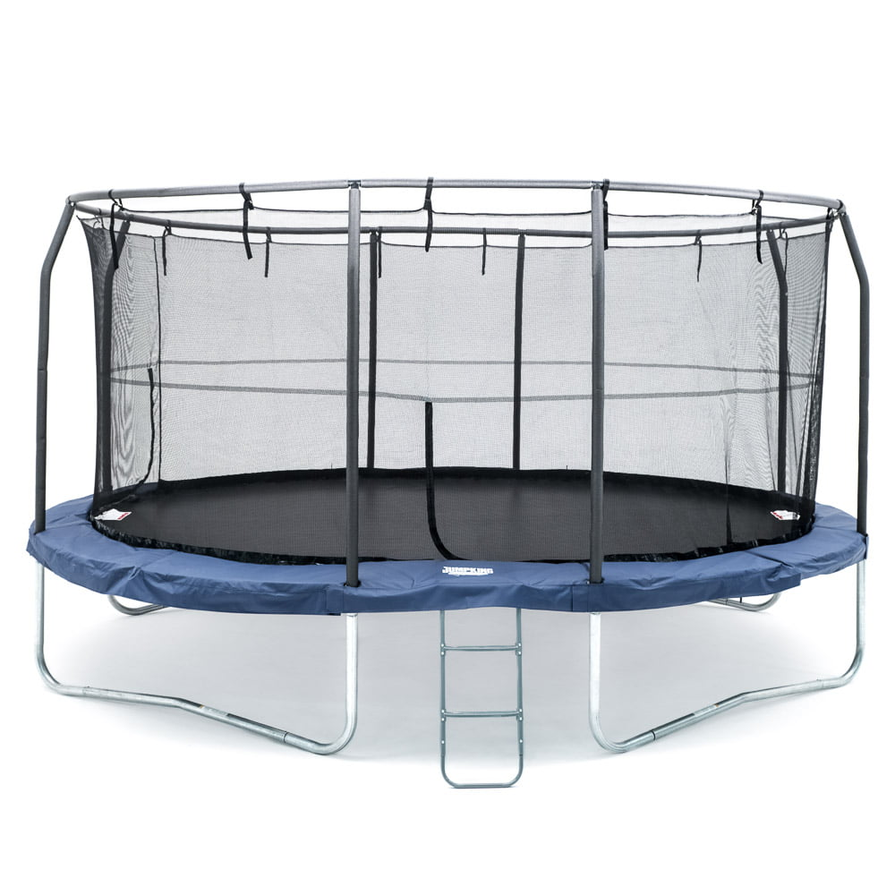 Oval Studsmatta 5 2 X 4 3 M Jumpking Ovalpod 17