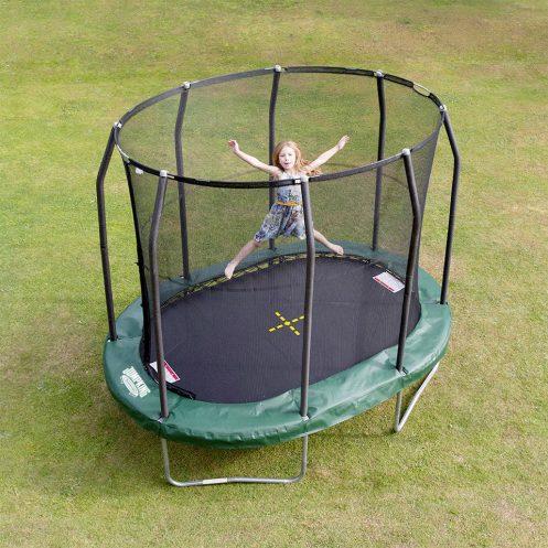 Oval Studsmatta 3 meter