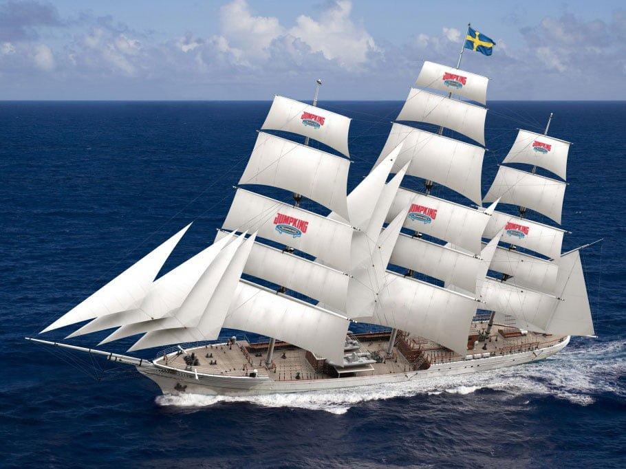 Vårt flaggskepp OvalPod 17 har fått ny design 1