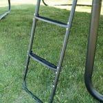 Rectangular Pro-Trampoline_ladder