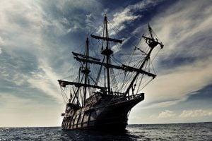 Ett skepp kommer lastat! 2