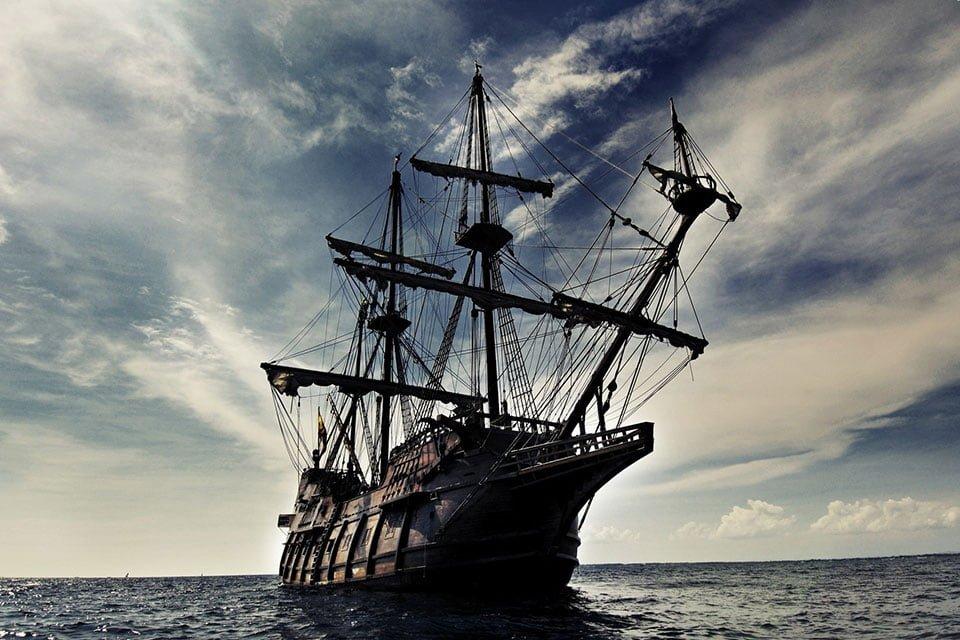 Ett skepp kommer lastat! 1