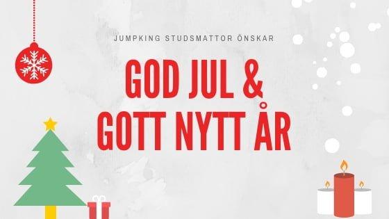 God Jul & Gott Nytt! 1