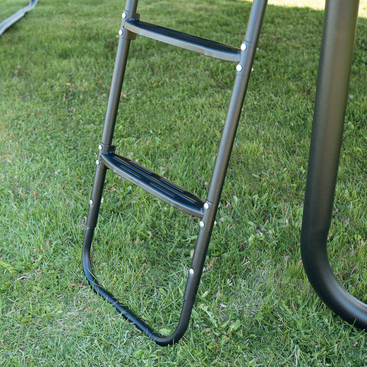 Jumpking Trampoline Ladder Instructions: Firkantet Trampolin - Jumpking Pro 14 (4,3)